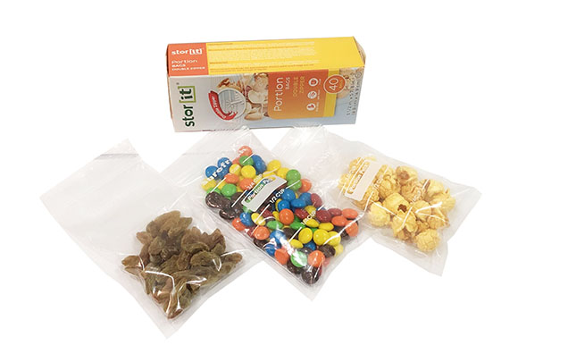 Portion Pack Bags